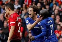 Man Utd - Chelsea: Sai lầm ngớ ngẩn, kịch tính phút bù giờ