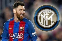 """Tin chuyển nhượng 10/4: Inter """"săn đón"""" Messi"""