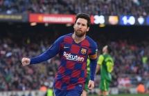 Tin chuyển nhượng 23/8: Juventus tham gia cuộc đua giành chữ ký Messi
