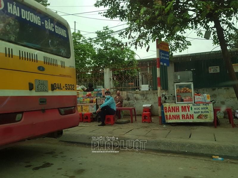 trà đá vỉa hè TP Chí Linh