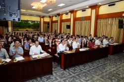 Hải Dương: Hội nghị tập huấn nghiệp vụ công tác bầu cử đại biểu Quốc hội khóa XV và đại biểu HĐND các cấp