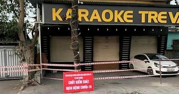 Hải Dương: Quán bar, massage, karaoke,...tiếp tục dừng hoạt động qqua dịp nghỉ lễ 30/4