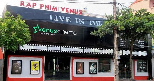 rạp chiếu phim tại Hải Dương đóng cửa