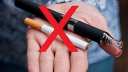 Hải Dương: Nghiêm cấm kinh doanh thuốc lá điện tử ngoài cổng cơ quan, trường học