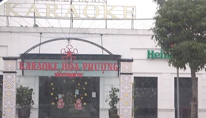 Bất chấp lệnh cấm, quán karaoke vẫn hoạt động tại thành phố Hải Dương