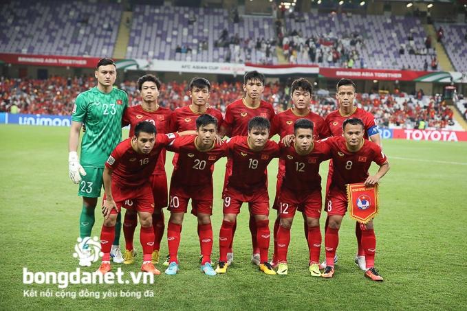 danh sach dt viet nam du king cup 2019 buoc dot pha cua park hang seo