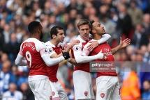 Arsenal - Brighton: Hàng công vô duyên, top 4 gần như ngã ngũ