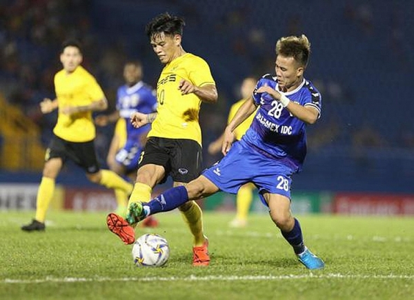 ceres negros vs bbinh duong 19h00 155 dat thu vao vong knock out