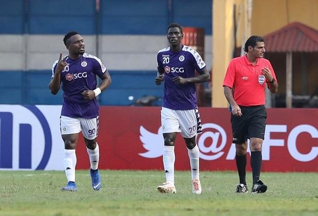 Hà Nội FC - Tampines Rovers: Chiến thắng nhẹ nhàng
