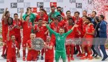 Bayern Munchen - Frankfurt: Lần thứ 7 liên tiếp vô địch Bundesliga