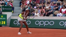roland garros 2019 venus williams elina svitolina co chi nha wiliams bi loai