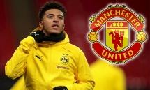 Tin chuyển nhượng 10/9: Man Utd sẵn sàng chiều ý Dortmund