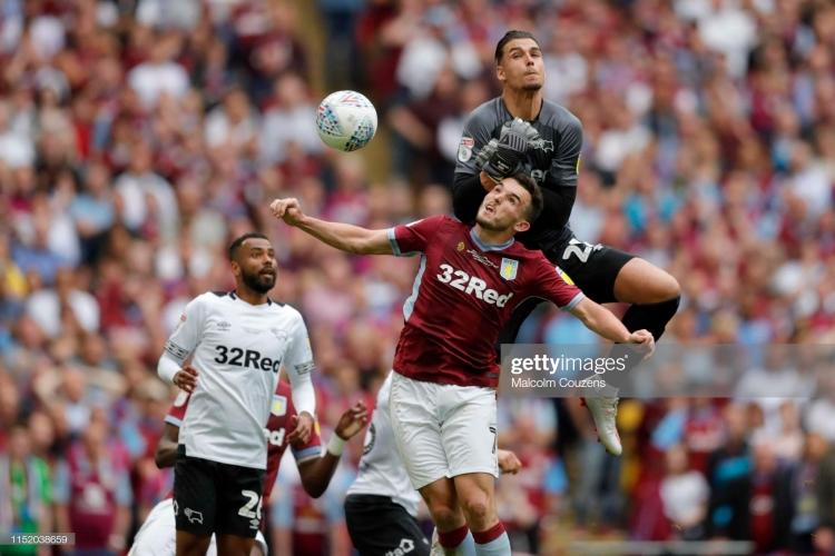 Aston Villa - Derby County: Thảm họa thủ môn, Aston Villa lên đá giải ngoại hạng