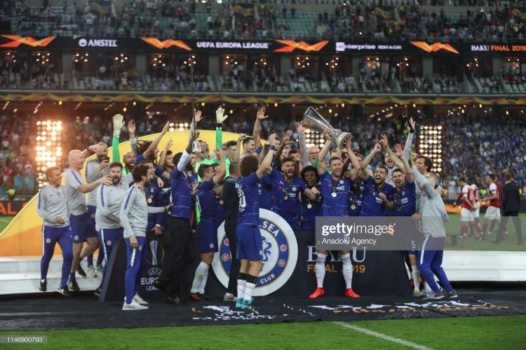 Chelsea – Arsenal: Hazard lập cú đúp, Chelsea vô địch Europa League