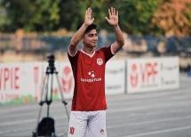 Martin Lo - tân binh điển trai gây thương nhớ của U23 Việt Nam