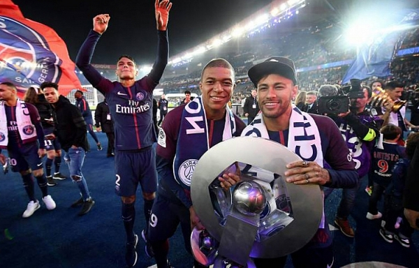 chot bxh sau cung cua ligue 1 mua giai 20192020