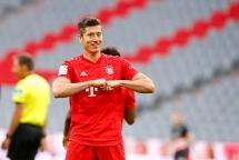 Kết quả vòng 29 Bundesliga: Bayern áp sát chức vô địch