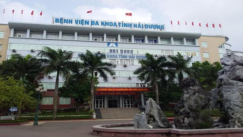 Bệnh viện Đa khoa tỉnh Hải Dương đủ năng lực xét nghiệm khẳng định SARS-CoV-2
