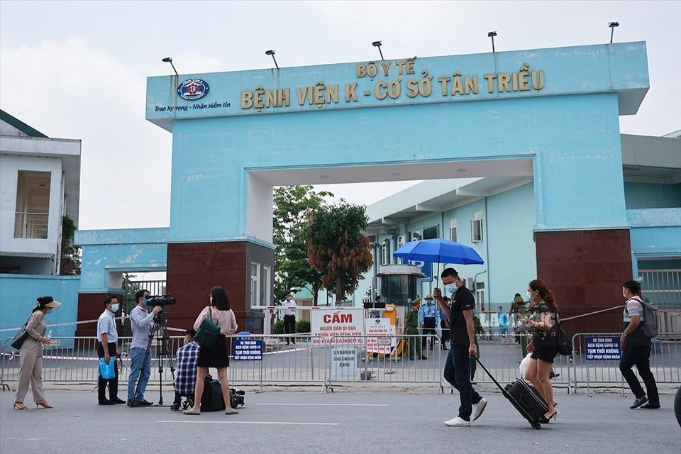 Hải Dương: Người từng đến Bệnh viện K phải cách ly nghiêm ngặt 21 ngày
