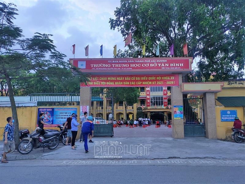 trường THCS Tân Bình