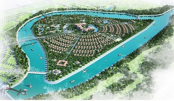 Khu đô thị sinh thái đảo Ngọc