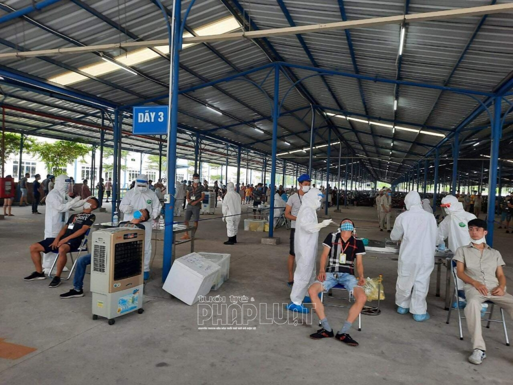 Công ty may lớn nhất tỉnh Hải Dương bắt đầu hoạt động trở lại