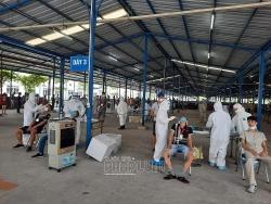 Phát hiện ca nhiễm Covid-19 trong khu công nghiệp, Hải Dương khẩn cấp hành động