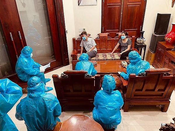 TP Hải Dương: Khai trừ ra khỏi Đảng đối với y sỹ vi phạm qui định phòng chống dịch