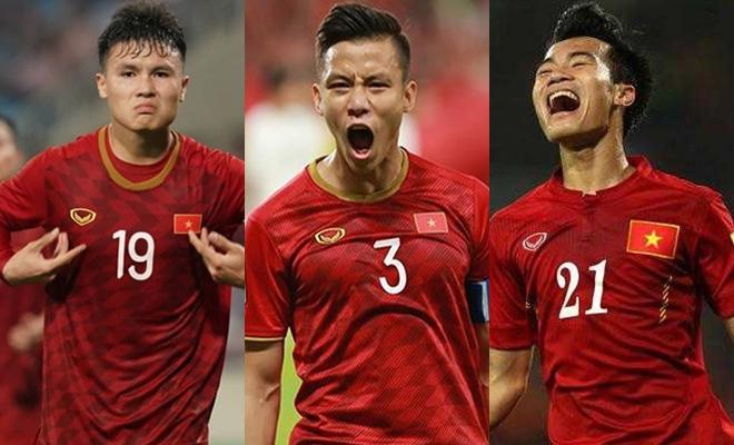 kings cup 2019 dt viet nam cong bo doi truong va hai doi pho