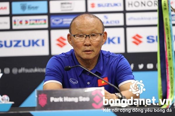 kings cup 2019 hlv park hang seo nhan dinh viet nam vs thai lan 19h45 ngay 56