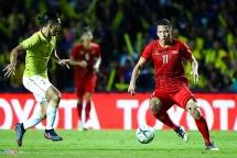 Tiền đạo Anh Đức chính thức giã từ ĐTQG sau trận đấu giữa Việt Nam với Thái Lan