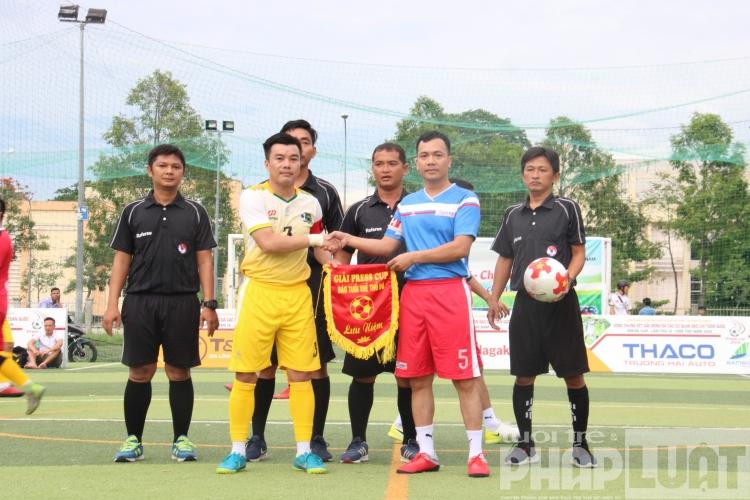 Loại đương kim vô địch, báo Tuổi trẻ Thủ đô tiến thẳng vào chung kết Press Cup 2019