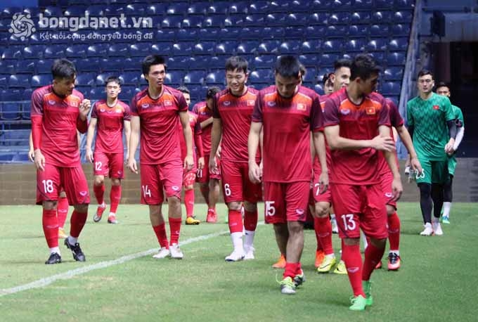 Thầy Park chỉ gọi 27 cầu thủ tham dự vòng loại World Cup 2022