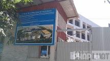 Nhiều nhà dân lún, nứt do ảnh hưởng từ dự án cải tạo trường THCS Yên hòa