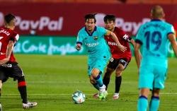 Kết quả bóng đá hôm nay: Barcelona giữ vững ngôi đầu