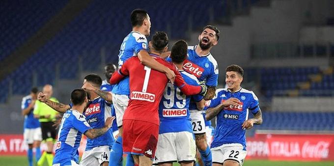 """Kết quả bóng đá hôm nay: Juventus """"trượt"""" cúp Coppa Italia, Man City đè bẹp Arsenal"""