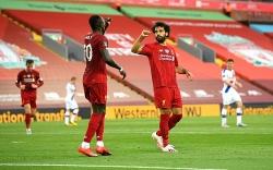 Kết quả bóng đá hôm nay: Liverpool chạm 1 tay vào cúp vô địch Ngoại hạng Anh