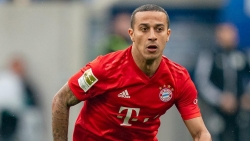 Tin chuyển nhượng 9/4: Thiago Alcantara vẫn muốn ở lại Bayern