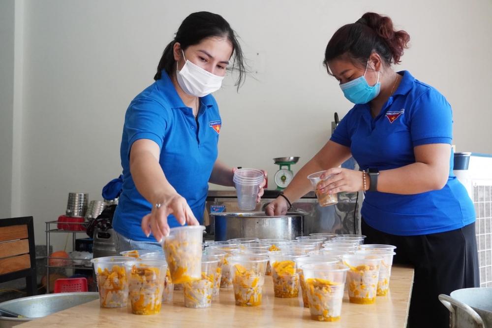Thành đoàn Hải Dương: Bếp ăn Thanh niên sẵn sàng tiếp sức mùa thi