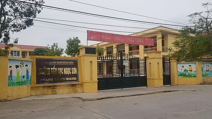 Trường Tiểu Học Ngọc Sơn