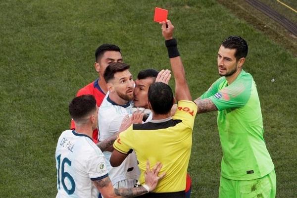 copa america 2019 argentina 2 1 chile tango xung dang gianh hang ba
