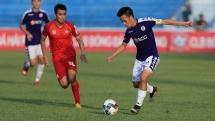 Vất vả vượt qua Hải Phòng, Hà Nội giật ngôi đầu V-League của TP.HCM