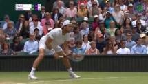 Wimbledon 2019: Nadal dễ dàng tiến sâu vào tứ kết Wimbledon