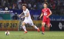 nhan dinh du doan vong 15 v league 2019 than quang ninh vs hagl