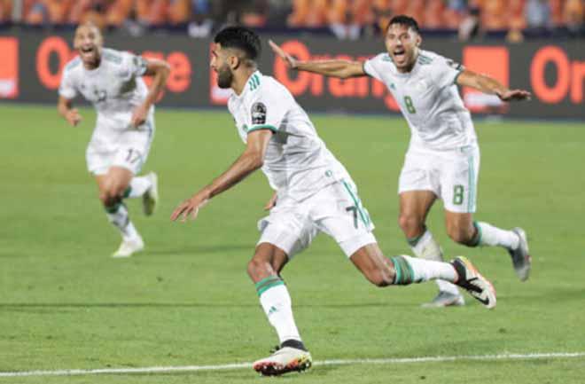 can cup 2019 mahrez lap sieu pham algeria vao chung ket khi ha nigeria