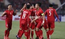 ket qua boc tham vong loai world cup 2022 khu vuc chau a duyen no viet nam thai lan malaysia
