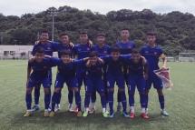 Lịch thi đấu, kết quả đầy đủ U15 Đông nam Á 2019: U15 Việt Nam sáng cửa