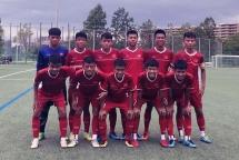 Bảng xếp hạng U15 Đông nam Á 2019: U15 Việt Nam áp sát ngôi đầu