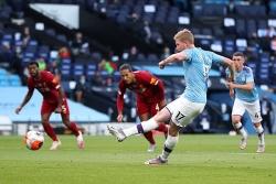 """Kết quả bóng đá hôm nay: Man City """"trút giận"""" lên tân vương"""