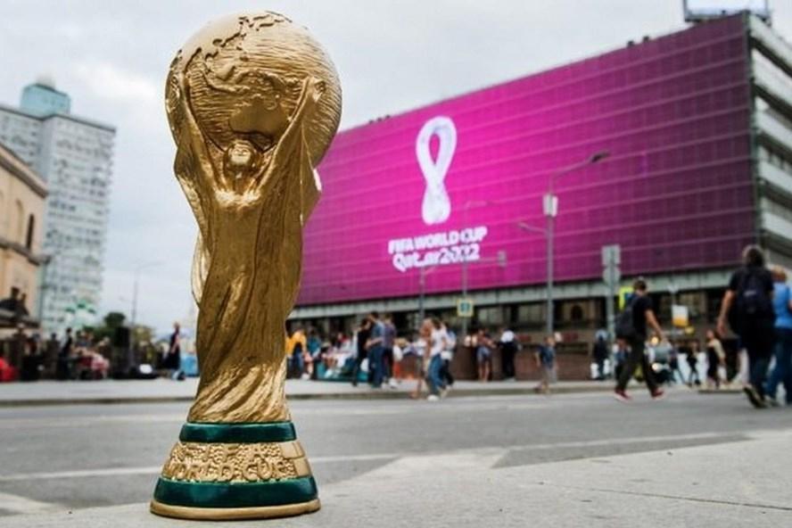 FIFA công bố lịch thi đấu World Cup 2022 15/07/2020